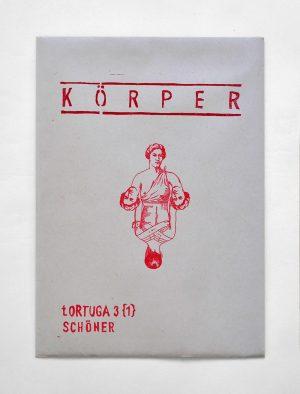 "Körperdinge-Covergrafik: ""Antikörper"" von Brandstifter"